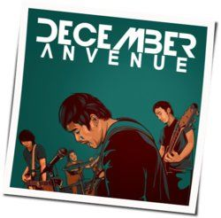 December Avenue guitar chords for Magkunwari