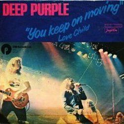 Deep Purple chords for Love child