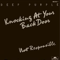 Deep Purple chords for Not responsible