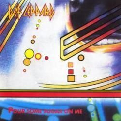 Def Leppard tabs for Pour some sugar on me