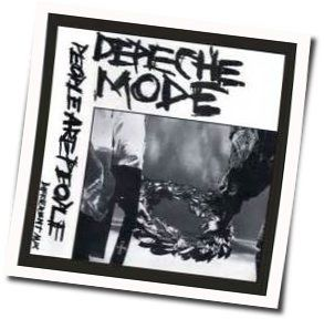 Depeche Mode chords for People are people