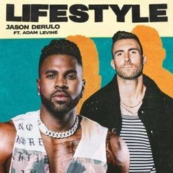 Jason Derulo chords for Lifestyle
