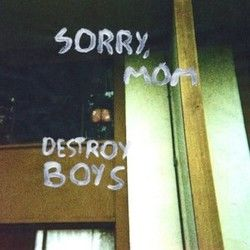 Destroy Boys tabs for I threw glass in my friends eyes and now im on probation