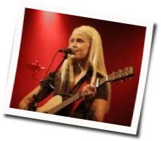 Tina Dico tabs for You dont step into love