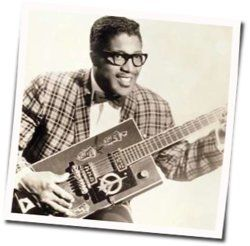 Bo Diddley tabs and guitar chords