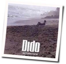 Dido tabs for Dont leave home