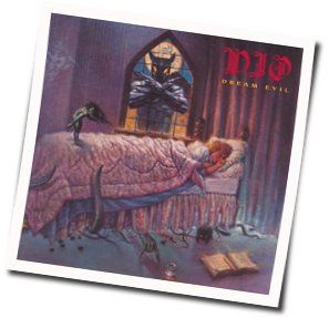 Dio chords for Dream on