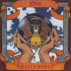Dio tabs for Fallen angels