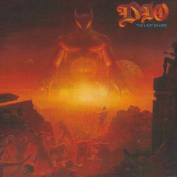 Dio chords for The last in line