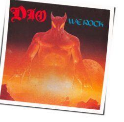 Dio tabs for We rock