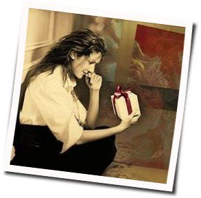 DON'T SAVE IT ALL FOR CHRISTMAS DAY Guitar Chords by Celine Dion | Guitar Chords Explorer