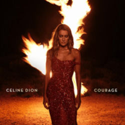 Celine Dion guitar chords for Heart of glass