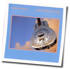 Dire Straits chords for Brothers in arms