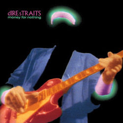 Dire Straits chords for Money for nothing