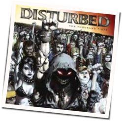 Disturbed chords for Sons of plunder