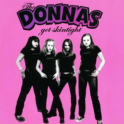 The Donnas tabs for Skintight