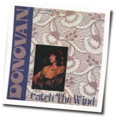 Donovan chords for Catch the wind