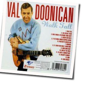Val Doonican tabs and guitar chords