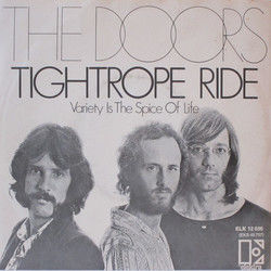 The Doors Tightrope ride Bass tabs