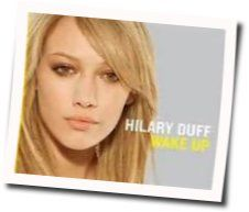 Hilary Duff bass tabs for Wake up
