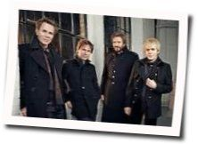 Duran Duran bass tabs for New moon on monday