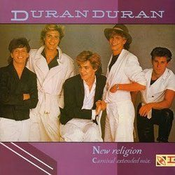 Duran Duran bass tabs for New religion