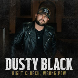 dusty black right church wrong pew tabs and chods