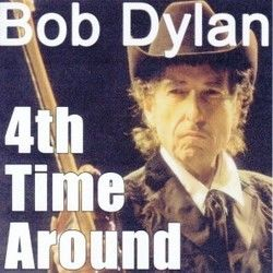 Bob Dylan guitar chords for 4th time around