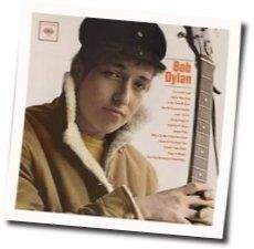 Bob Dylan guitar chords for As i went out one morning