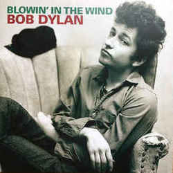 Bob Dylan guitar chords for Blowin in the wind