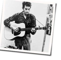 Bob Dylan guitar chords for Blowin in the wind (Ver. 3)