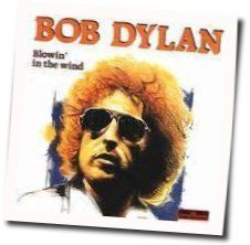 Bob Dylan guitar chords for Blowing in the wind (Ver. 3)