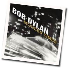 Bob Dylan guitar chords for Born in time
