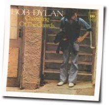 Bob Dylan guitar chords for Changing of the guards (Ver. 2)