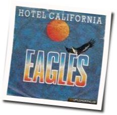 Eagles tabs for Hotel california live acoustic