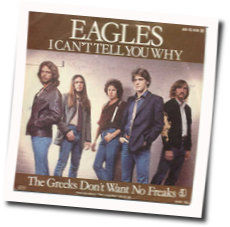 Eagles tabs for I cant tell you why