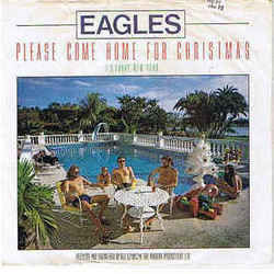 Eagles guitar chords for Please come home for christmas