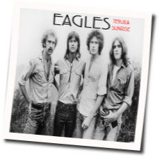 Eagles bass tabs for Tequila sunrise