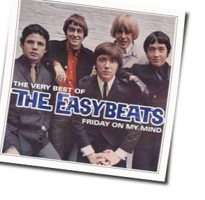 The Easybeats tabs and guitar chords