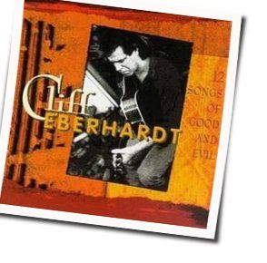 Cliff Eberhardt chords for Someone like you