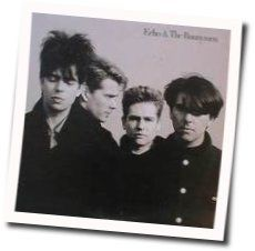 Echo & The Bunnymen tabs and guitar chords