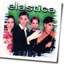 Elastica bass tabs for Waking up
