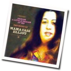 Cass Elliot guitar chords for Make your own kind of music