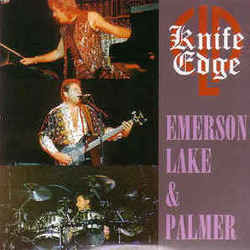 Emerson Lake And Palmer tabs for Knife edge