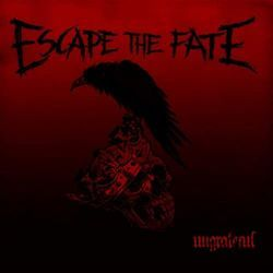 Escape The Fate chords for Forget about me