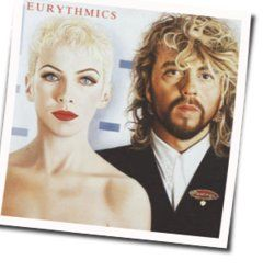 Eurythmics bass tabs for I could give you a mirror