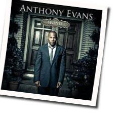 Anthony Evans guitar chords for Your great name