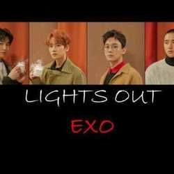 Exo guitar chords for Lights out