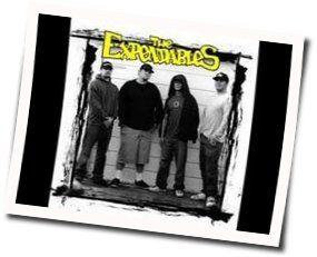 The Expendables tabs and guitar chords