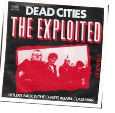 The Exploited tabs for Dead cities